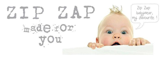Детская одежда zip zap