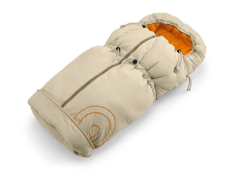 Мешок для прогулок для новорожденного своими руками